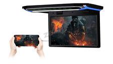 "10.2"" LED HDMI 1080P TFT Car Roof Ceiling Flip Down Overhead Monitor USB Black"