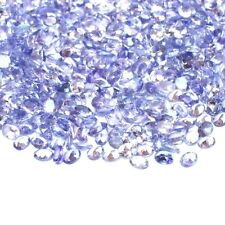 Wholesale Lot 5x4mm Oval Facet Cut Natural Tanzanite Loose Calibrated Gemstone