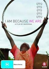 I Am Because We Are (DVD, 2009) - Region 4
