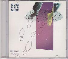 Number Nine-My Own Tracks promo cd single