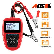 Ancel BA101 12V Auto Load Battery Tester 100-2000 CCA AGM GEL Battery Analyzer