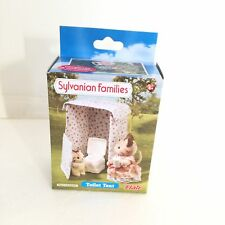Sylvanian Families JP (Calico Critters US) Toilet Tent New In Box!