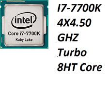 Intel Core I7-7700K / 4 X 4.20 GHZ / 8HT / Turbo 4.50 GHZ / 1151  / TOP