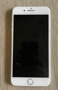 Silver iPhone 8 Plus Unlocked 128gb Used, Excellent Condition