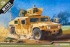 Academy 1:35 M1151 Expanded Capacity Armament Plastic Model Kit 13415