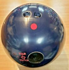 STORM IQ TOUR EDITION BOWLING BALL 15LB. LH - 1 DRILL