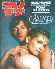 TV Times Nigel Havers Fiona Fullerton The Charmer