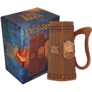 The Lord of The Rings Collectable Prancing Pony 650ml Stein Mug (BOXED)