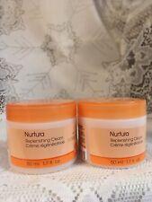 Avon Nutura Solutions Replenishing Cream ~ Rich Emollient ~ New * Fresh * 2 Pcs