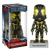 Marvel Ant-Man Wacky Wobbler Yellow Jacket Bobble Head Figure NEW Toys Ant Man