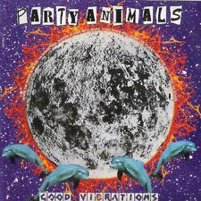 Party Animals: Good vibrations  CD (Hardcore, gabber)