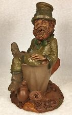 For: St Patrick'S Day ~McCormick-R 1988~T Clark Gnome~#5031~Ed 70~Coa~Story~Sign
