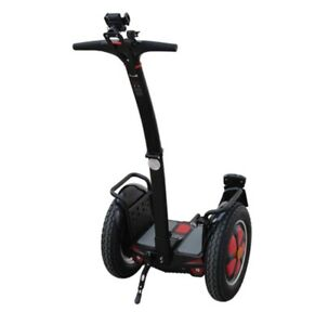 L+G Rover U3 680Wh Elektro Scooter City Roller Escooter Airwheel + StVZO