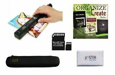 VuPoint ST415 Handheld Magic Wand Portable Scanner Kit for Document & Image