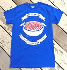 USA National Volleyball Team • FIVB World League vs RUSSIA • Mens Shirt SMALL