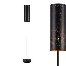 [lux.pro] Lámpara de pie 142cm STAND Metal negro
