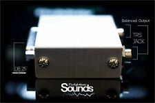 Summing Mixer Box   Studio-Grade   Passive   Analog Audio 8 Balanced IN   2 OUT