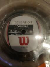 Wilson Sensation 15L Gauge 660 ft. Reel