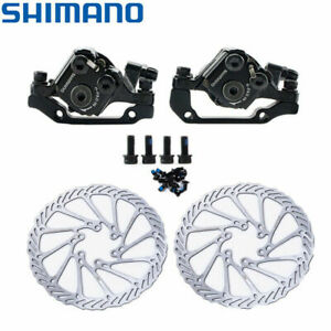 Shimano BR-M375 / TX805 Mechanical Disc Brake Calipers for w/ Resin Pads G3 HS1