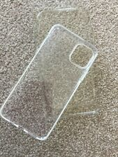 Iphone Clear Gel Protective Back Case 11 Pro Max