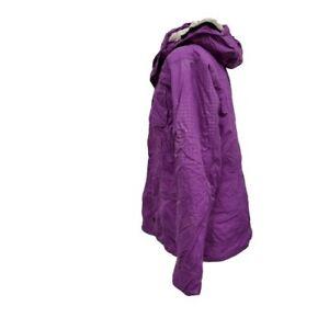 oakley snow jacket ladies magenta size medium baggy fit f2