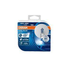 COPPIA LAMPADE OSRAM H1 COOL BLUE BOOST 5000K 12V 80W 62150CBB-HCB DUO
