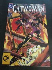 Catwoman#2 Awesome Condition 8.0(1993) Balent Art!!