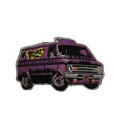 Beastie Boys Van Embroidered Iron On Patch 067-Z