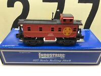 Industrial Rail 027 Scale IDM 1501 ATSF Santa Fe Caboose #999970 NOS