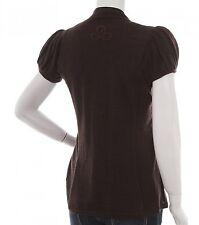 Hip Length Wool Tie V Neck Jumpers & Cardigans for Women