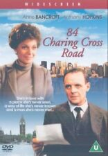 84 Charing Cross Road (Anne Bancroft, Anthony Hopkins) R4 DVD New