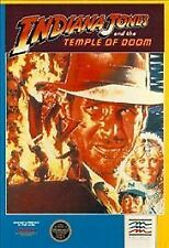 INDIANA JONES AND THE TEMPLE OF DOOM NES NINTENDO GAME COSMETIC WEAR