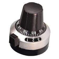Bouton pour Potentiomètre Multi-tours compatible avec 3590S Bourns