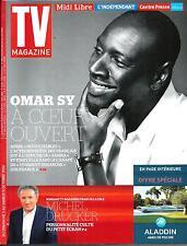 TV RIVISTA N°21821 5 OTTOBRE 2014 OMAR SY/ LIGNAC/ 66 ANNI DI TELE/ PATRIA