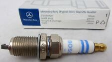 BOSCH Spark Plug A004159190326 OE Mercedes-Benz Single 1 Plug