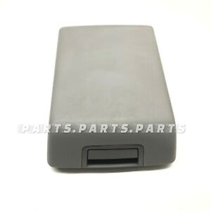 04 05 06 07 08 Ford F150 Armrest Lid GRAY Center Console Cover OEM 2004-2008