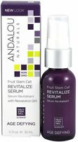 Fruit Stem Cell Revitalize Serum by Andalou Naturals, 1.1 oz