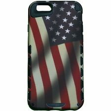 American Flag Durable Thin Hybrid Case - Compatible For Apple iPhone 6 & 6S
