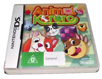 Animal Kororo Nintendo DS 3DS Game *Complete*