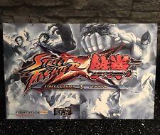 Mad Catz Street Fighter X tekkan FightStick Tournament Edition PS3