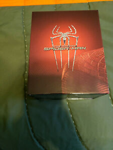 THE AMAZING SPIDER-MAN 1/2  [WeEt COLLECTION] **NO STEELBOOKS / NO DISCS** ding