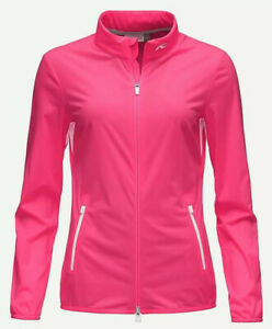 NWTs KJUS Delvin Golf Windbreaker Jacket (LG15-901) 40 EU (Large) (retail $249)