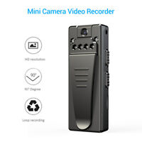 Pocket 1080P FHD Mini Action Camera Video DVR Policy Body Recorder Action Camera