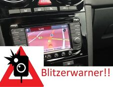 Opel 600 900 Navigationsgerät Blitzerwarner Radarwarner Blitzer immer Aktuell