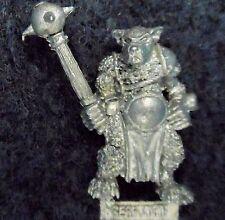 1988 caos Beastman De Khorne 0220 20 Citadel Warhammer Beastmen Ejército bestias GW