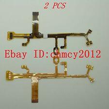 2pcs Lens Main Flex Cable For NIKON S200 S210 S220 S230 OLYMPUS FE-170 X-760