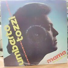 TOZZI UMBERTO MAMA NOTTE ROSA  BARBARA PLEASE EVA LP 1° STAMPA 1982 ITALY