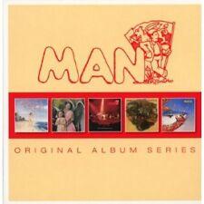 Original Album Series - Man (2014, CD NUEVO)5 DISC SET