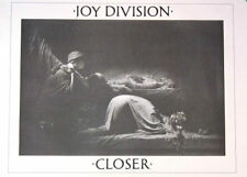 Joy Division Closer Poster Free US Shipping 23.5 x 33  UK import