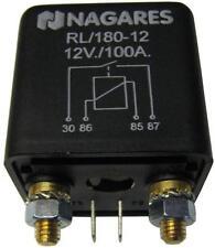 Trennrelais für Versorgungsbatterie / Zweitbatterie 12V 180A max.